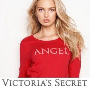 Victoria's Secret Angel PJ Top